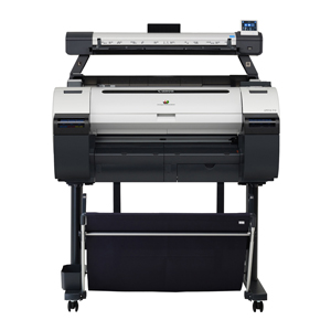 Canon ImagePROGRAF IPF670 MFP 24 Large Format Printer With L24e Scanner And Stand 9854B022AB