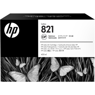 HP 821A 400ML Optimizer Latex Ink Cartridge (G0Y92A)