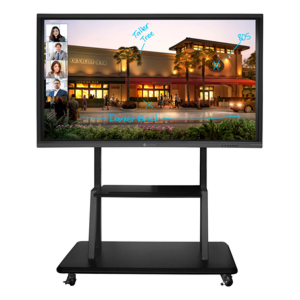 "SKYSITE 75"" 4K Ultra HD Multi-Touch LED SmartScreen"