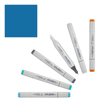 Copic Classic Original Marker Antwerp Blue (B37-C)