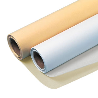 "Seth Cole 7lb 12""x50yds Yellow (55Y) Sketch Paper Roll 2"" Core"