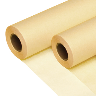 "Seth Cole 7lb 18""x50yds Yellow (55Y) Sketch Paper Roll 1"" Core"