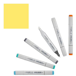 Copic Classic Original Marker Cadmium Yellow (Y15-C)