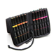 Prismacolor Premier Chisel/Fine Tip Art Markers 24 Marker Set with Carrying Case (97)