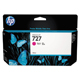 HP 727 Magenta 130ml Ink Cartridge (B3P20A)