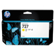 HP 727 Yellow 130ml Ink Cartridge (B3P21A)
