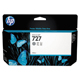 HP 727 Gray 130ml Ink Cartridge (B3P24A)
