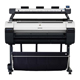 "Canon imagePROGRAF iPF770 MFP 36"" Large Format Printer with L36e Scanner and Stand (9856B063AA)"