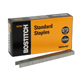 "Stanley Bostitch Standard 1/4"" Leg Staples 5000/Box (SBS191/4CP)"