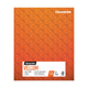 "Clearprint  24lb Design Vellum Pad 14""x17"" 50 Sheets (26321502011)"