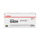 Canon 040 Yellow Toner Cartridge (0454C001)