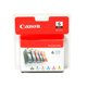 Canon BCI-6 6 Color Ink Cartridge Pack (4705A018)