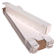 "AOS The MailStor 37""x5""x5"" Mailing and Storage Boxes 25/Ctn (MailStor37-5)"