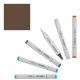 Copic Classic Original Marker Dark Bark (E49-C)