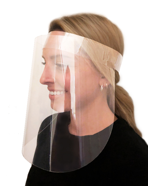 ARC Disposable Face Shields 25 Pack