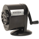 Bostitch Manual Retro Pencil Sharpener (MPS1-BLK)