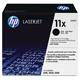 HP 11X High Yield Black LaserJet Toner Cartridge (Q6511X)