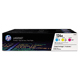 HP 126A 3-pack Cyan/Magenta/Yellow LaserJet Toner Cartridges (CF341A)