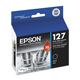 Epson 127 DURABrite Ultra Extra High-Yield Ink Cartridge Black (T127120)
