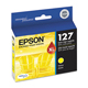 Epson 127 DURABrite Ultra Extra High-Yield Ink Cartridge Yellow (T127420)