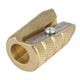 Alvin Brass Bullet Sharpeners 12/Box (9866)