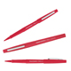 Paper Mate Flair Medium 0.7mm Felt Tip Red Pens 12/Box (8420152)
