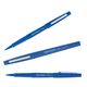 Paper Mate Flair Medium 0.7mm Felt Tip Blue Pens 12/Box (8410152)