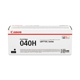 Canon 040H Black High Capacity Toner Cartridge (0461C001)