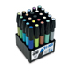 Chartpak Art Director 25 AD Marker Set (Set K)