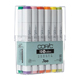 Copic Classic Original 12 Marker Set Basic (CB12)