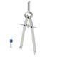 "Pacific Arc Spring Bow 6"" Professional Compass (PA-605L)"