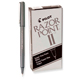 Pilot Razor Point II Super Fine Point Marker Pen 0.2mm Black 12/Box (11009)