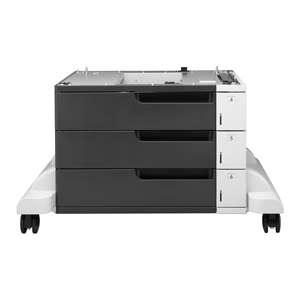 HP LaserJet Enterprise 3x 500-Sheet Feeder and Stand (CF242A)