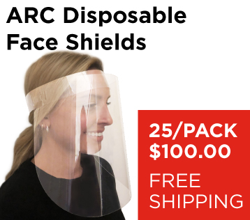 ARC Disposable Face Shields