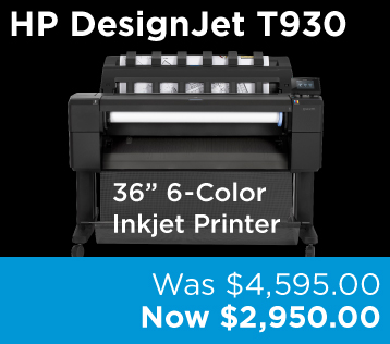 HP DesignJet T930 Sale